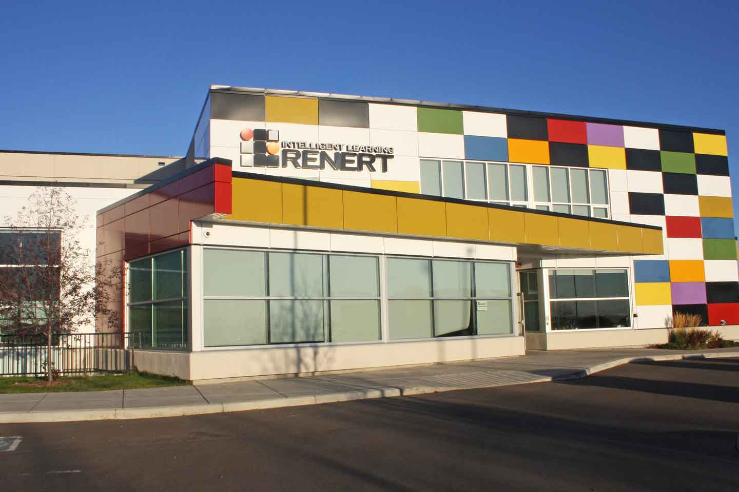 The Renert School - Metal products by Grant