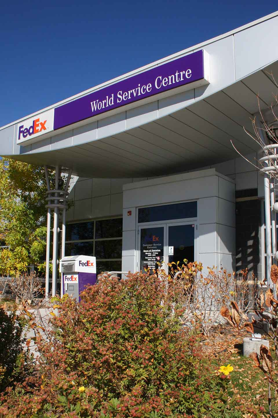 FedEx World Services Centre